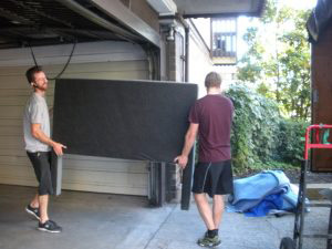 Furniture removalists Northmead