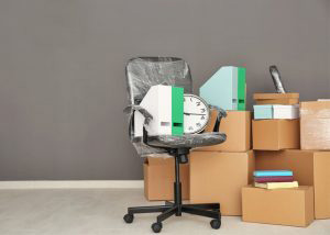 Office Removalists Auburn